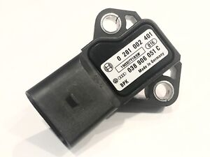 New OEM Audi A1 A2 A3 A4 A5 A6 A7 A8 TT TTRS 3bar MAP Pressure Sensor 038906051C
