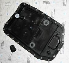 ORIGINAL ZF AUTOMATIC OIL PAN FILTER INCL GUIDE SLEEVE BMW 6HP19