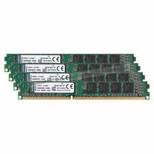 4pcs 4GB PC3-12800 DDR3-1600MHZ 240PIN 1.5V DIMM Desktop Memory RAM