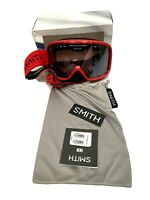 Smith Optics Project Adult Snow Goggles Rise Ignitor Mirror Fog-X Anti Fog Lens