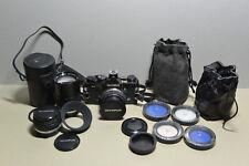 Olympus OM-2n 35mm SLR camera Black