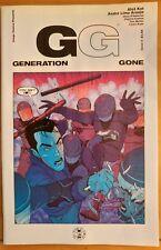 GENERATION GONE #3 (2017 IMAGE Comics) ~ VF/NM Comic Book