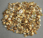 Lot of 100+ Surplus U. S. ARMY Brass Buttons