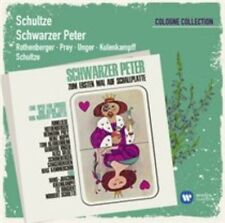 Cologne Collection - Norbert Schultze: Schwarzer Peter, New Music