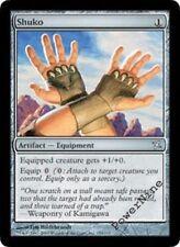 4 Shuko ~ Artifact Betrayers of Kamigawa Mtg Magic Uncommon 4x x4