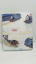 Pottery Barn Kids Thomas & Friends The Train Organic Duvet Cover Twin #4604