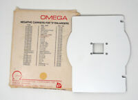 Omega Negative Carrier 423-353 Instamatic Format for D Series 4X5
