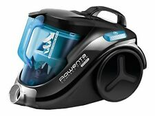 ROWENTA Compact Power Cyclonic EA Vacuum cleaner canister bagless blue/bl RO3731