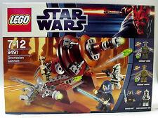 Lego Star Wars > Set 9491 Geonosian Cannon  Neu und Originalverpackt