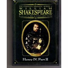The Complete Dramatic Works Of William Shakespeare: Henry IV Part II On DVD D48