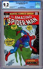 Amazing Spider-Man #128 CGC 9.2 (Jan 1974, Marvel) John Romita Cover. Vulture.