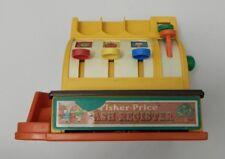 Vintage 1974 Fisher-Price Cash Register R15982