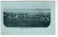 DUNDEE FROM LAW HILL: Angus postcard (C12551)
