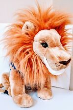 "Build-a-Bear Lion King of the Jungle Stuffed Animal 15"" Plush"