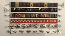 Harry Potter Ribbon Bookmark With Charms- You Choose Ribbon And Charms!!