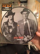 "David Bowie 1984 Record Store Day 2014 RSD Picture Disc Rare 7"" Vinyl Sealed"