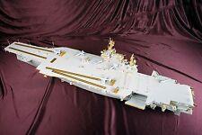 "1/350 CV-63 ""Kittyhawk"" Coversion set +1/350 injection Deck crew set"
