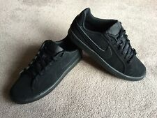 Nike Court Royale Trainers - Black Lace Up Trainers - UK Size 5