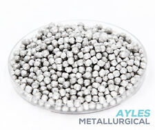 100g Pure 99.9% Magnesium Mg Element Granules Beads Pellet Particle 5~Mesh