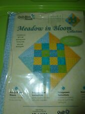 Meadows in Bloom Quilt Jo Ann Block Kits 10 Blocks of the Month Lovely