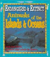 Endangered and Extinct Animals of the Islands and Oceans-ExLibrary