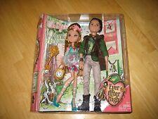 Lot of 2 RARE Ever After High Dolls Ashlynn & Hunter the Huntsman
