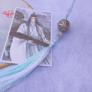 Grandmaster of Demonic Cultivation Wuxian Jiang Cheng Bell Ring Cosplay Props