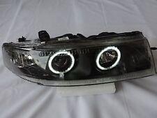 1998-2001 Lancer EVOlution EVO V Vi 5 6 Ccfl Pro Black Head Light 98 99 00 01
