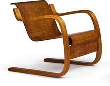 ALVAR AALTO | Cantilever Lounge Chair, Model No. 31/42