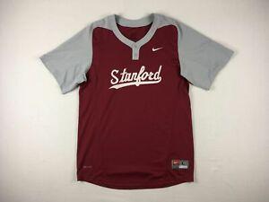 Stanford Cardinal Nike Practice Jersey Men's Maroon Dri-Fit NEW L