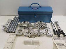 VTG NOS Imperial Eastman Stride Tool Wide Range Tube Bender Complete Kit USA