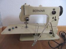 Bernina 125 Nähmaschine mit Kniehebel, Freiarm und Koffer, Dachbodenfund