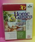 NEW Vintage - 3D Home & Garden Designer - Windows 95 Or Higher Cosmi Corporation