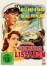 Geheimzentrale Lissabon (1956) - Ray Milland, Maureen O'Hara - Filmjuwelen [DVD]