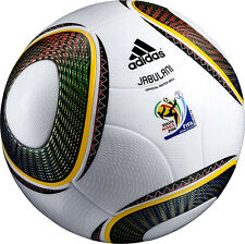 PALLONE Adidas JABULANI OMB FIFA World Cup 2010 South Africa sz5 NEW! no Box
