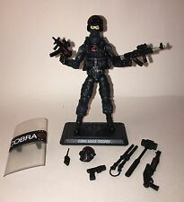 GI Joe Pursuit of Cobra POC Cobra Shock Trooper loose