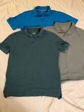 Polo Shirts Men's Sz Medium Lot Of 3