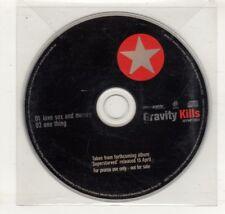 (HN758) Gravity Kills, Love Sex And Money - 2002 DJ CD