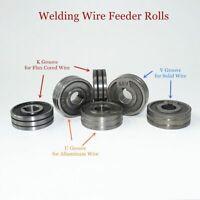MIG Welding Wires Feeding Roll V U Knurl Grooves Size 30x10x10mm LRS-775S SSJ-29