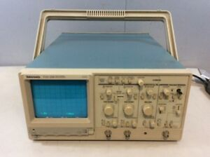 Tektronix TAS220 Analog Oscilloscope #1, Testing Equipment, Analyzer