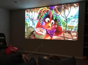 OPTOMA HD141X Full HD Gaming Home Cinema 3D Projector, 1080p