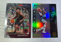 2019-20 NBA Hoops Premium Stock Kevin Porter Jr Rookie RC #225 & Illusions SHARP