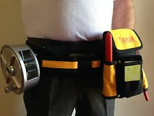PADDED TOOL BELT + WIRE WHEEL - Worlds Most Comfortable Builders Tool Belt