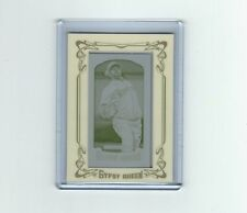 James Paxton 2014 Gypsy Queen Mini True 1 of 1 1/1 Printing Plate Rookie RC Card