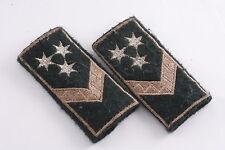 Hungary Hungarian Republic Chief Staff Sergeant Field Shoulder Star Loop Tab