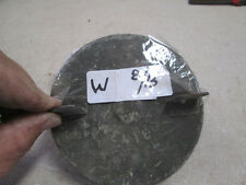 Fuel Tank Cap, for Military Fuel Tanks both Vehicles & Equipment, Used
