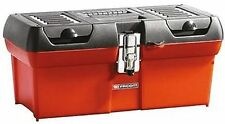 "FACOM 16"" 41.1 X 19.9 X 18.5cm 2 STORAGE COMPARTMENT TOOLBOX - TOTE TRAY"