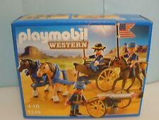 Playmobil Western artilleria nordista del Oeste año 2012 ref 5249 nuevo 1 c9388c454b0