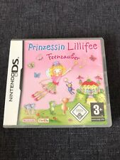 Nintendo DS Prinzessin Lillifee - Feenzauber *TESTED* including box very good