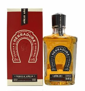Tequila Herradura Anejo Gold 0,7l - brauner Tequila aus Mexiko 40%vol.